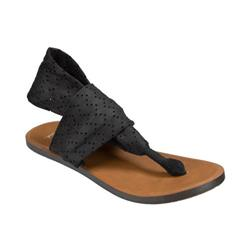 Sanuk Yoga Devine - Womens-Black