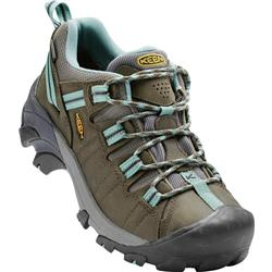 Keen Targhee II WP - Black Olive / Mineral Blue - Womens-Not Applicable