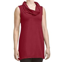 Fig Clothing Tuc Tunic / San Miguel De Tucuman - Womens-Crimson Red