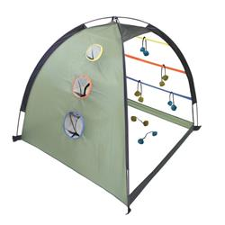 GSI Outdoors Outside / Inside Adventure Game - Freestyle Dome Ladderball / Cornhole-Not Applicable