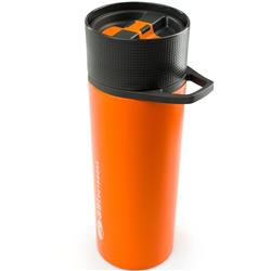 GSI Outdoors Glacier Stainless Commuter Java Press - Orange-Not Applicable