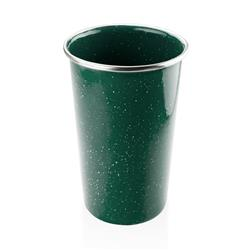 GSI Outdoors Pioneer Pint Glass - Green-Not Applicable