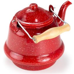 GSI Outdoors Small Tea Kettle - Red-Not Applicable