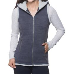 Alska Hooded Vest - Womens