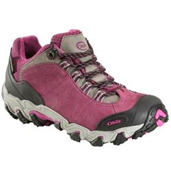 Oboz Bridger Low B-Dry - Womens-Magenta