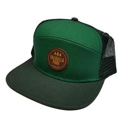Pukka VPO Nelson Tradesman Mesh Hat-Green / Forest