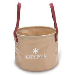 Snow Peak Jumbo Camping Bucket-Not Applicable