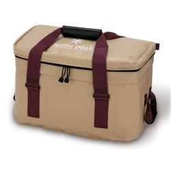 Snow Peak Soft Cooler - 38 L-Not Applicable