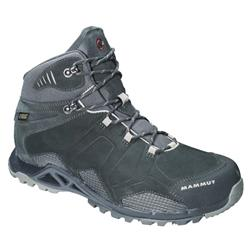 Mammut Comfort Tour Mid GTX Surround - Mens-Graphite / Taupe