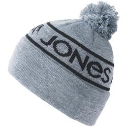 Jones Snowboards Chamonix Beanie-Gray / Black