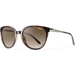 Smith Optics Cheetah, Tortoise Frame, Polarized Brown Gradient Lens-Not Applicable