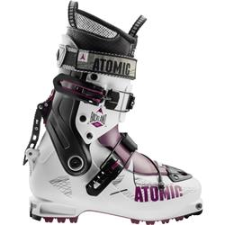 Atomic Backland Ski Boots - White / Berry - Womens-Not Applicable
