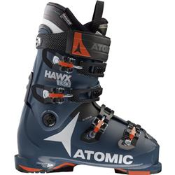Atomic Hawx Magna 130 Ski Boots - Dark Blue / Black / Orange - Mens-Not Applicable