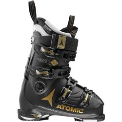 Atomic Hawx Prime 100 Ski Boots - Black / Gold - Womens-Not Applicable