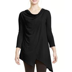 Fig Clothing Pai Top / Pailin - Lightweight - Womens-Deep Black