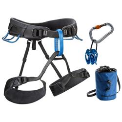 Black Diamond Momentum DS Harness Package-Smoke / Powell