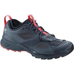 Arcteryx Norvan VT Shoe - Womens-Blue Nights / Coral