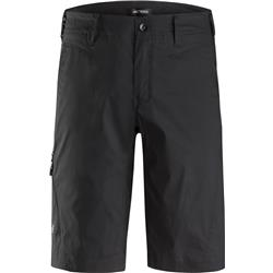 "Arcteryx Stowe Shorts, 12"" Inseam - Mens-Black"