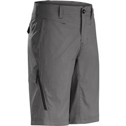 "Arcteryx Stowe Shorts, 12"" Inseam - Mens-Dark Maverick"