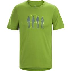 Arcteryx Usual Suspects SS T-Shirt - Mens-Gator