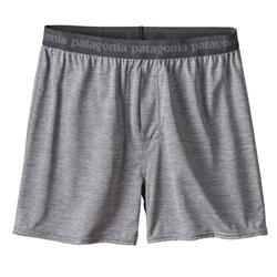Patagonia Capilene Daily Boxers - Mens-Feather Grey
