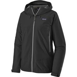 Patagonia Cloud Ridge Jacket - Womens-Black