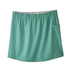 Patagonia Happy Hike Skort - Womens-Beryl Green