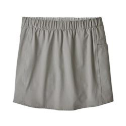 Patagonia Happy Hike Skort - Womens-Feather Grey