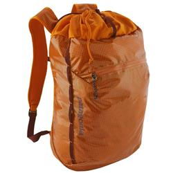 Patagonia Lightweight Black Hole Cinch Pack 20L-Marigold