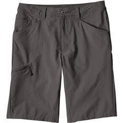 "Patagonia Quandary Shorts, 12"" Inseam - Mens-Forge Grey"