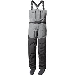 Patagonia Rio Gallegos Zip Front Waders, Short - Mens-Forge Grey