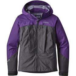 Patagonia River Salt Jacket - Womens-Purple