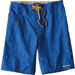 Patagonia Stretch Wavefarer Boardshorts - Mens-Superior Blue