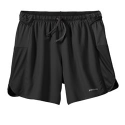 "Patagonia Strider Pro Shorts, 7"" Inseam - Mens-Black"