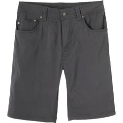 "Prana Brion Shorts, 11"" Inseam - Mens-Charcoal"