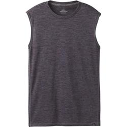 Prana Hardesty Tank - Mens-Gravel