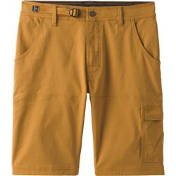 "Prana Stretch Zion Shorts, 10"" Inseam - Mens-Bronzed"