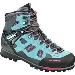 Mammut Ayako High GTX - Womens-Dark Air / Magenta