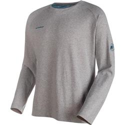 Mammut Crashiano LS - Mens-Granite Melange / Orion
