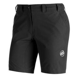 "Mammut Hiking Shorts, 8"" Inseam - Womens-Black"