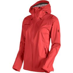 Mammut Keiko HS Hooded Jacket - Womens-Barberry