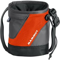 Mammut Ophir Chalk Bag-Dark Orange / Titanium