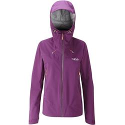 Rab Arc Jacket - Womens-Berry