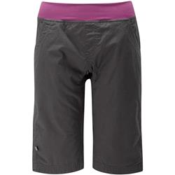 "Rab Crank Shorts, 13"" Inseam - Womens-Anthracite"