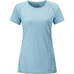 Rab Merino 120 SS Crew - Womens-Cool Grey