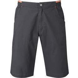 Rab Oblique Shorts - Mens-Anthracite