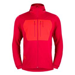 Norrona Lyngen Powerstretch Pro Hoodie - Mens-Jester Red