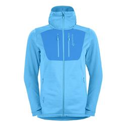 Norrona Lyngen Powerstretch Pro Hoodie - Womens-Ice Blue