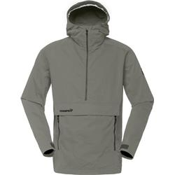 Norrona Svalbard Cotton Anorak - Mens-Castor Grey