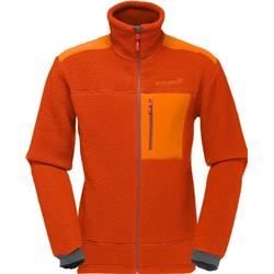 Norrona Trollveggen Thermal Pro Jacket - Mens-Burnt Orange